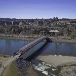 Calgary Peace Bridge_